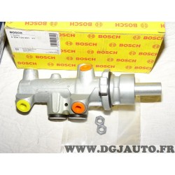 Maitre cylindre de frein 0204123651 pour renault master 2 II nissan interstar opel movano A