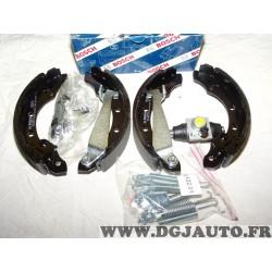 Kit frein arriere 200x40mm montage VAG 0204113591 pour audi A2 seat arosa cordoba 1 2 I II ibiza 2 3 II III toledo volkswagen fo