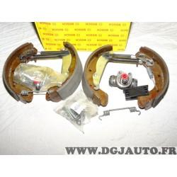 Kit frein arriere 200x46mm montage teves 0204114582 pour opel astra F G vectra A chevrolet daewoo lanos nexia espero