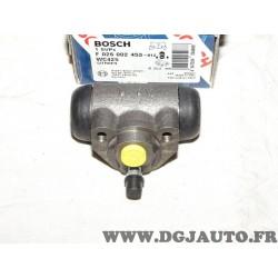 Cylindre de roue frein arriere montage lucas F026002453 pour citroen C25 fiat ducato peugeot J5