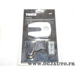 Box light lampe lumiere eclairage coffre de toit Thule 6951