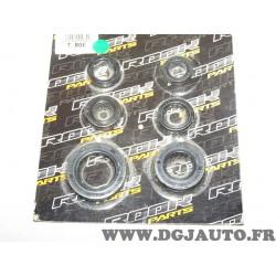 Blister 6 joints spi torique JNTP091 rook parts pour scooter peugeot buxy 50