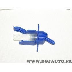 1 Raccord de retour porte injecteur type delphi Veillat 11113/5