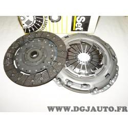 Kit embrayage disque + mecanisme 624354409 pour ford cmax c-max focus 2 II mazda 3 BK BL volvo C30 S40 S80 V50 V70 1.6TDCI 1.6MZ