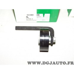 Galet tendeur courroie accessoire 531079010 pour BMW E38 E39 E46 E53 serie 3 5 7 X5 land rover range rover opel omega B 2.5 3.0