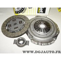 Kit embrayage disque + mecanisme + butée 624078300 pour renault master 1 essence et diesel