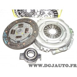 Kit embrayage disque + mecanisme + butée 618047816 pour fiat regata tempra tipo uno lancia delta prisma 1.1 1.3 1.4 essence