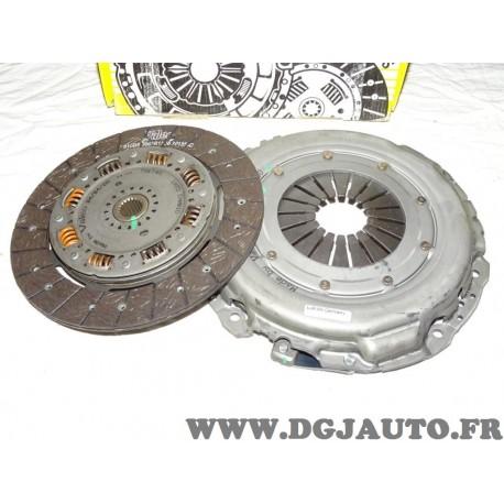 Kit embrayage disque + mecanisme 624321209 pour fiat punto 2 II FL 1.9JTD 1.9 JTD 101CV partir de 2003