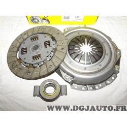Kit embrayage disque + mecanisme + butée 624078300 pour renault master 1 essence diesel