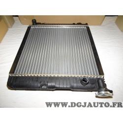 Radiateur refroidissement moteur avec bouchon 8MK376721-361 pour mercedes T1 TN W601 W602 207D 209D 307D 309D 407D 409D diesel