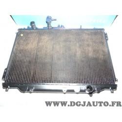 Radiateur refroidissement moteur 8MK376707-421 pour mazda 626 GD GV 1.8 2.0 2.2 essence