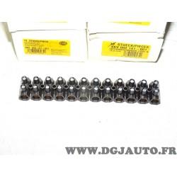 Barette 12 dominos connecteur raccord cable faisceau electrique 16mm2 Hella 8KV002141-001 universel