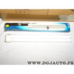 Ampoule de lampe baladeuse Philips master PL-L 840/4P 24W 1800 lumen 4 pin fluorescente 706720 XX
