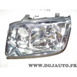 Phare projecteur avant gauche 1EH963560-091 pour volkswagen bora