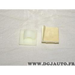 1 Clip attache agrafe autocollante fixation faisceau cable electrique durite tuyau 8HL717964-001 universel