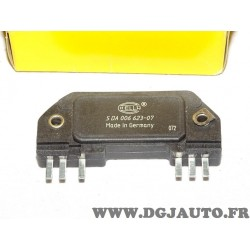 Module allumage cassette allumeur delco remy 5DA006623-071 pour opel ascona C corsa A kadett E 1.3 1.6 essence
