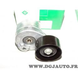 Galet tendeur courroie accessoire 534003110 pour ford transit 5 V 2.4DI 2.4TDCI 2.4TDE 2.4 DI TDCI TDE de 2000 à 2006