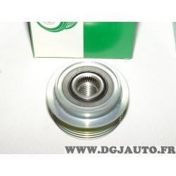 Poulie alternateur 535023810 pour toyota yaris XP9 1.4D-4D 1.4 D4D D-4D diesel 90CV