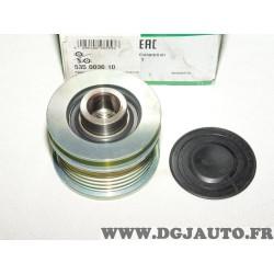 Poulie alternateur 535003610 pour audi A4 A6 1.6 1.8 2.0 essence