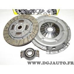 Kit embrayage disque + mecanisme + butée 619035700 pour seat terra volkswagen polo 2 II 1.3D 1.4D 1.3 1.4 D diesel