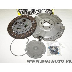 Kit embrayage disque + mecanisme + butée 619168709 pour seat cordoba 1 ibiza 2 II inca toledo volkswagen golf 2 II polo 3 III 1.