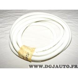 Rouleau de gaine blanche cable faisceau electrique 5m 5 mètres 1201178**
