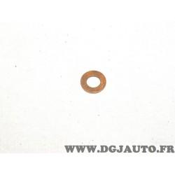 Joint rondelle cuivre pompe à injection 7185-815C 7185815C