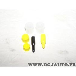 Kit bouchons pompe à injection moteur DW10TD DV4TD X39-800-300-003Z pour peugeot citroen ford mazda HDI