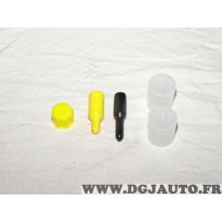 Kit bouchons pompe à injection moteur DW10TD DV4TD X39-800-300-013Z pour peugeot citroen ford mazda HDI