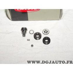 Kit reparation detendeur rampe injection tete CR pompe injection 7135544 7135-544 pour renault nissan moteur K9K 1.5DCI 1.5 DCI