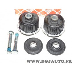 Kit reparation silents bloc essieu suspension train 06676 pour mercedes 190 W201 classe C E CLK W124 W202 A208 chryler crossfire