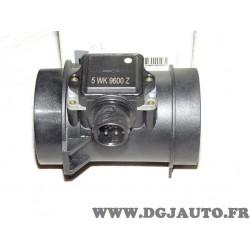 Debimetre masse air 5WK9600Z pour BMW E36 E38 E39 323 328 523 528 728 essence