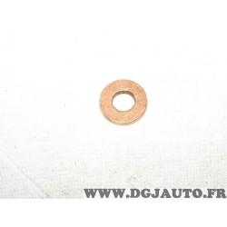 Lot 9 joints cuivre CR1050 moteur PSA peugeot citroen DW10 2.0HDI 2.0 HDI siemens