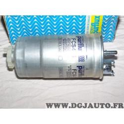 Filtre à carburant gazoil FCS476 pour fiat brava bravo marea 1.9 TD 1.9TD turbo diesel