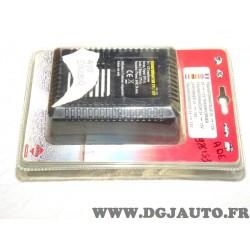 Convertisseur transformateur courant electrique 24V en 12V sur prise allume cigare HTC 430517 926153