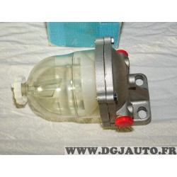 Decanteur avec cuve plastique carburant gazoil 100L/H FDC8530* Sodit pour moteur dont bateau