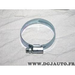 Collier serrage durite tuyau 32-50mm diametre NP12 3250 pour fiat lancia alfa romeo renault peugeot citroen opel chevrolet merce