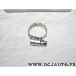 Collier serrage durite tuyau 12-22mm diametre NP9 1222 pour fiat lancia alfa romeo renault peugeot citroen opel chevrolet merced