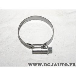 Collier serrage durite tuyau 30-45mm diametre NP9 3045 pour fiat lancia alfa romeo renault peugeot citroen opel chevrolet merced