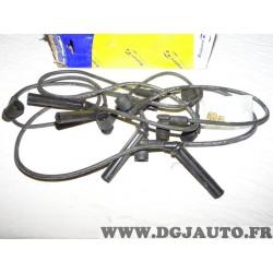 Jeu cable fils de bougie allumage faiceau 4110 pour mercedes 190 W201 classe G W123 W124 W460 W461 W463 1.8 2.0 2.3 essence