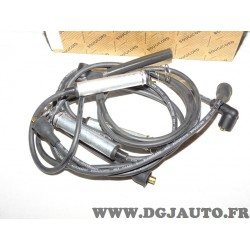 Jeu cable faisceau fils allumage bougie 4123 pour opel ascona A B corsa A kadett D E manta B 1.0 1.2 essence