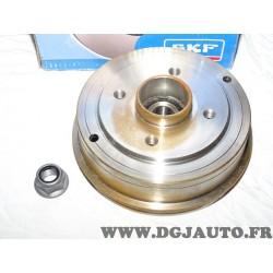 1 Tambour de frein arriere TOUT SEUL avec roulement de roue VKBD0112 pour renault 19 R19 clio 1 2 I II twingo