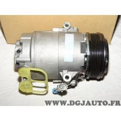 Compresseur de climatisation 8FK351135-071 pour opel astra G corsa C meriva A tigra B 1.0 1.2 1.4 essence