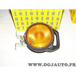 Projecteur de travail spot orange 1G4003470-131 adaptable universel montage en saillie auto poids lourd tracteur engin agricole