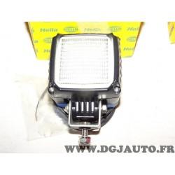 Projecteur de travail spot LED 1GA996189-001 adaptable universel auto poids lourd tracteur engin agricole