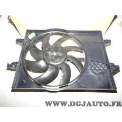 Ventilateur radiateur refroidissement 8EW351044-551 pour ford fiesta 5 V fusion 1.25 1.4 1.6 2.0 essence 1.6TDCI 1.6 TDCI diesel