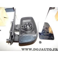 Retroviseur manuel avant droit avec miroir (pas le petit ressort au dos glace) 9121016 pour opel movano A renault master 2 II