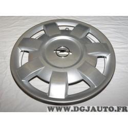 """Enjoliveur cache roue jante acier 14"""" 14 pouces 90576188 pour opel corsa C combo 3 III"""