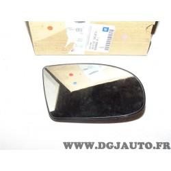 Glace vitre miroir retroviseur avant droit 90484004 pour opel corsa B