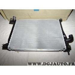 Radiateur liquide de refroidissement 52479093 pour opel vectra B 2.0DTI 2.0 DTI 101CV diesel